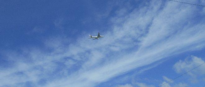 飛行機660